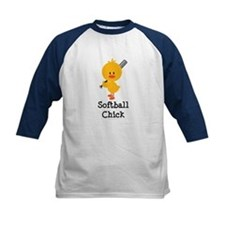 Softball Chick Tee
