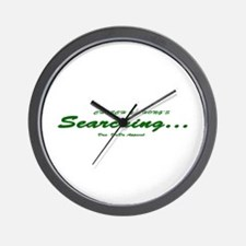 Searching... Wall Clock