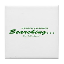 Searching... Tile Coaster