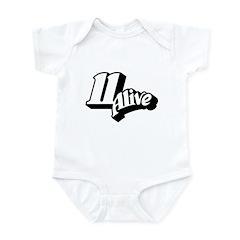 11 Alive BW: Infant Bodysuit