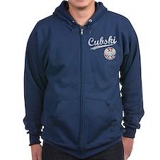 Cubski Zip Hoodie