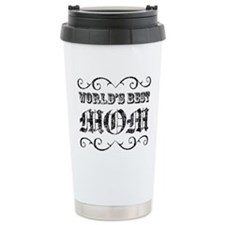World's Best Mom Travel Coffee Mug