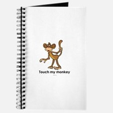 Touch my monkey ~ Journal