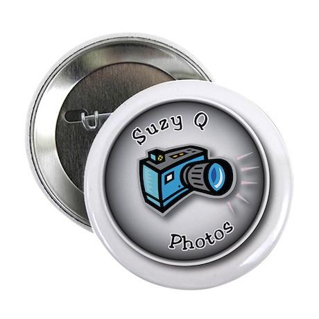 """Suzy Q Photos 2.25"""" Button"""