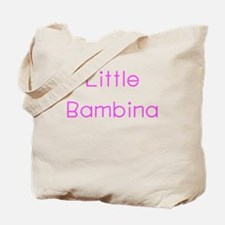 Bambina Tote Bag