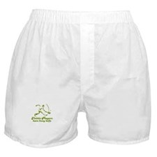 Tennis players have fuzzy balls ~  Boxer Shorts