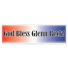 Cute Glen beck Bumper Sticker