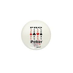ProPoker2 Mini Button (10 pack)
