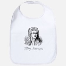 Merry Newtonmas Bib