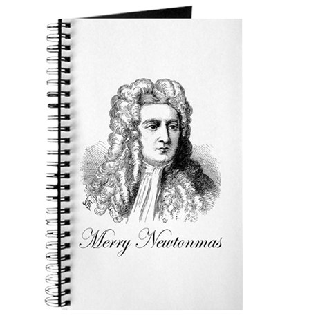 Merry Newtonmas Journal