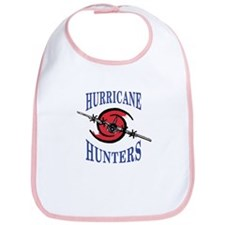 Hurricane Hunter Baby Bib
