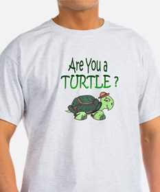 turtle w/back design T-Shirt