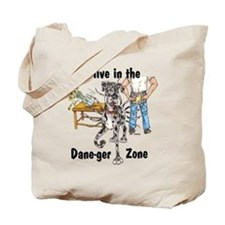 NMrl ILIT Dane-ger Zone Tote Bag