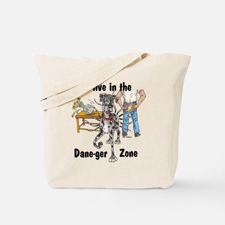 NMrl ILIT Dane-ger Zone Tote Bag