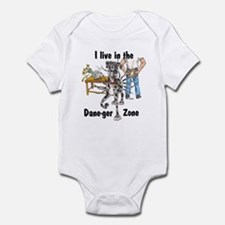 NMrl ILIT Dane-ger Zone Infant Bodysuit