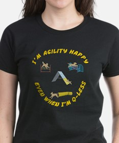 Agility Happy Tee