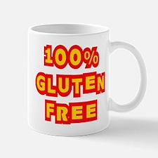 100% Gluten Free Mug