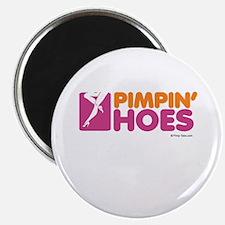 Pimpin' Hoes ~ Magnet