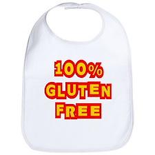 100% Gluten Free Bib
