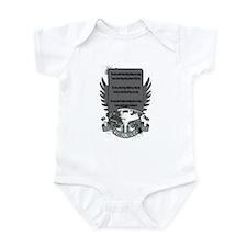 Worry Infant Bodysuit