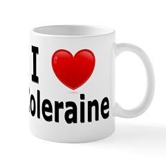 I Love Coleraine Mug