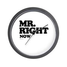 Mr. Right now ~  Wall Clock