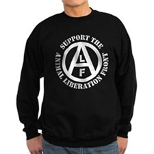 Cute Animal liberation front Sweatshirt