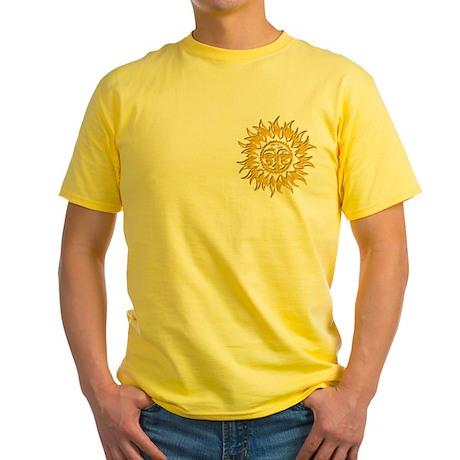Summer Solstice Yellow T-Shirt