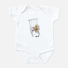 Reading time Infant Bodysuit