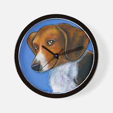"""Beagle """"Holly"""" Wall Clock"""