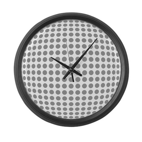 Golf Lover Large Wall Clock