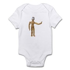 Thimble worn as a protective Infant Bodysuit