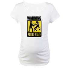 Warning: Police State Shirt
