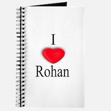 Rohan Journal