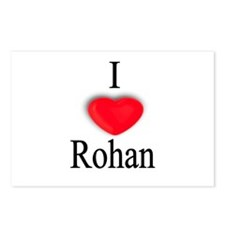 Rohan Postcards (Package of 8)
