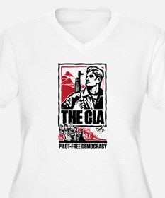 CIA Unmanned Drone T-Shirt
