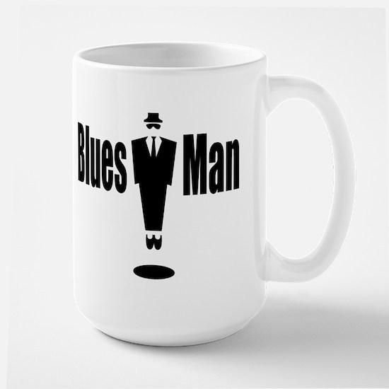 BLUESMAN, Large Mug