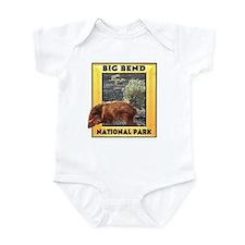 Big Bend National Park Infant Bodysuit