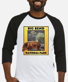 Big Bend National Park Baseball Jersey