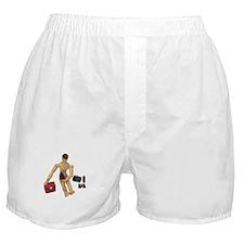 Outdoor camping Boxer Shorts