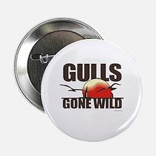 Gulls gone wild ~ Button