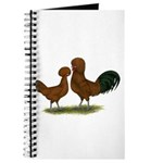 Polish Red Chickens Journal