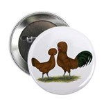 "Polish Red Chickens 2.25"" Button (10 pack)"