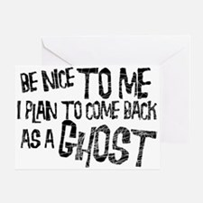 Ghosts & Paranormal Greeting Card