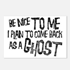 Ghosts & Paranormal Postcards (Package of 8)