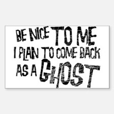 Ghosts & Paranormal Rectangle Sticker 10 pk)