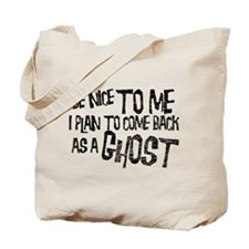Ghosts & Paranormal Tote Bag