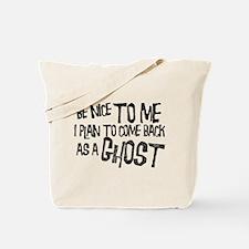Ghosts & Paranormal Tote Bag