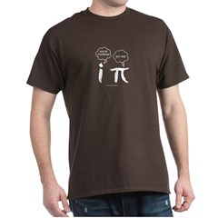 Math: Number Theory Dark T-Shirt