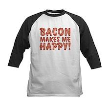Bacon Makes Me Happy Tee